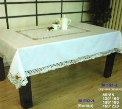 Скатерть M-503 с вышивкой