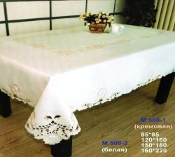 Скатерть M-508 с вышивкой