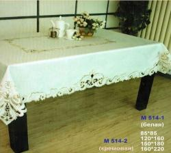 Скатерть M-514 с вышивкой